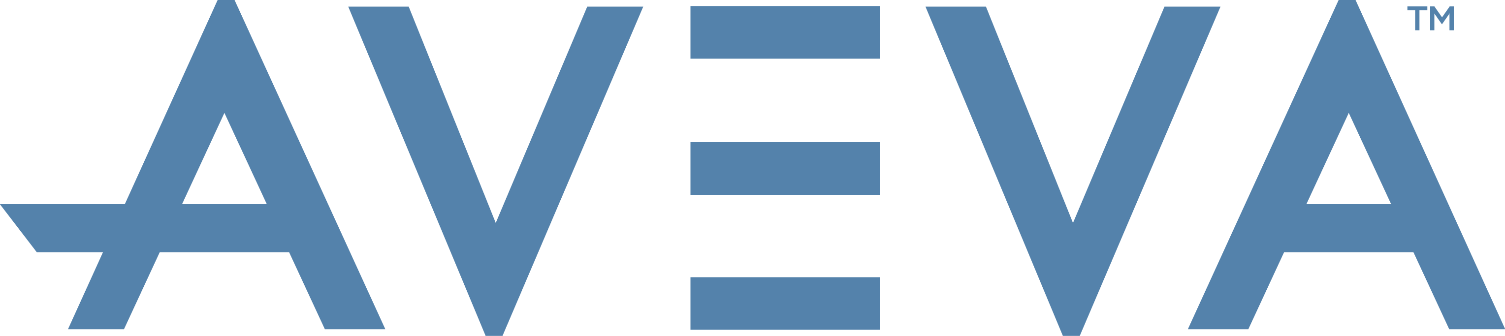 AVEVA logo blue RGB May2018